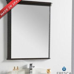 "Fresca Platinum London 32"" Bathroom Mirror FPMR7524AB -"
