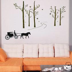 Tree Wall Stickers -