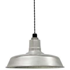 traditional pendant lighting by Barn Light Electric Co