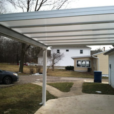 Traditional Patio by Bright Covers Patio Covers