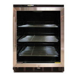 Vinotemp VT-BC58SB Black 135 Can Capacity Beverage Cooler ...