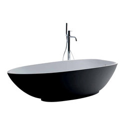WS Bath Collections - WS Bath Collections Vela VE Bathtub - Features: