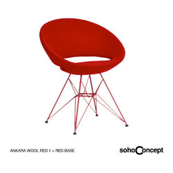Soho Concept Crescent Tower Dining Chair - Soho Concept Crescent Tower Dining Chair