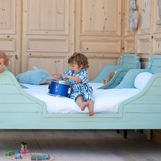 Traditional Kids Beds by Sweet Elle