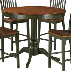 3 372 48 Inch Round Pedestal Dining Table Products
