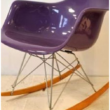 Contemporary Rocking Chairs by Rockett St George