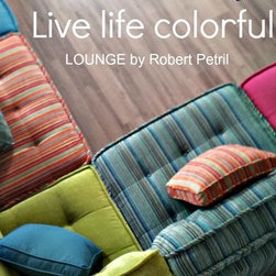 Lazar Industries - LOUNGE Collection by Robert Petril, presented by Lazar Ind. - The original LOUNGE Collection by Robert Petril