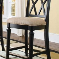 Traditional Bar Stools And Counter Stools by National Furniture Supply