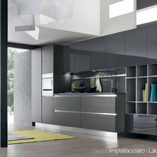 Contemporary Kitchen Cabinetry by Ital Kitchens