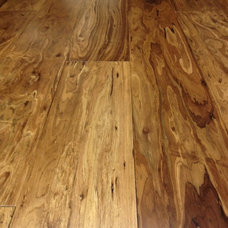 Eclectic Hardwood Flooring by Hemphill's Rugs & Carpets