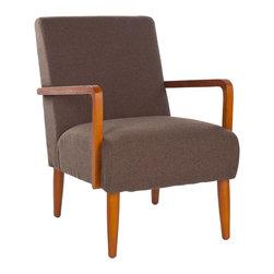 Safavieh - Safavieh Wiley Arm Chair X-B0164RCM - Safavieh Wiley Arm Chair X-B0164RCM