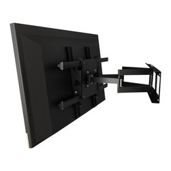 "Sonax - Sonax PM-2230 TV Motion Wall Mount for 32"" - 90"" TVs - Sonax - TV Mounts - PM2230 - Free up some room and design your living space with the Sonax Wall Mount Collection. The PM-2230 is a Motion Tilt and Swivel Wall Mount that accommodates most flat panel TVs from 32��� to 90���. The Motion extendable arm stretches up to 24��� for your convenience and comfort. Tilt and swivel up or down 15__ right or left 180__ to find the perfect angle to enjoy your space. The heavy gauge metal construction supports up to 142 lbs. Bring home this Wall Mount and consider complimenting it with contemporary furniture by Sonax."