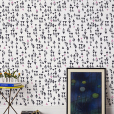 modern wallpaper by Hygge & West
