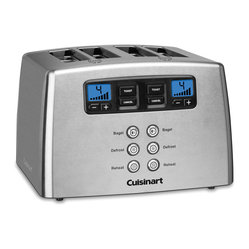 Cuisinart Touch-to-Toast Leverless Toaster