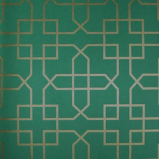 Traditional Wallpaper by Fabrics & Papers