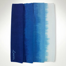 contemporary towels by Ralph Lauren
