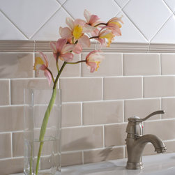 Handcrafted Ceramic Tile -