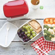 Contemporary Lunch Boxes And Totes by West Elm