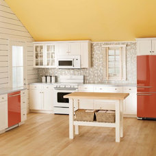 Colored appliance trend