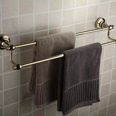 Contemporary Towel Bars And Hooks by wholesale faucet
