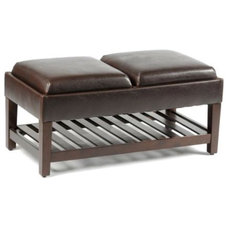 traditional benches by Kirkland's