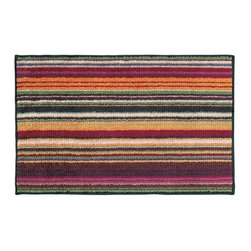 Missoni Home - Missoni Home | Jazel Plum Bath Mat - Design by Rosita Missoni.