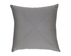 """MysticHome - Hibiscus - 18"""" Pillow by MysticHome - The Hibiscus, by MysticHome"""