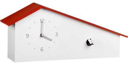 eclectic clocks by CB2
