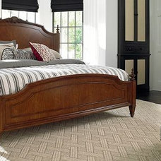 Transitional Beds by Home Couture