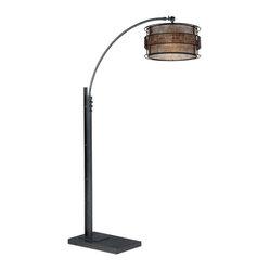 Artistic Floor Lamps This Lamp Features A Unique Mosaic