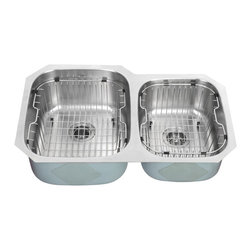 Kraus - Kraus RB-24-1 Stainless Steel Rinse Basket - The Kraus Rinse basket is the ideal accessory for any kitchen sink