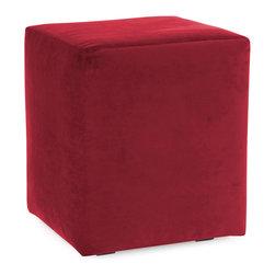 Howard Elliott - Howard Elliott Bella Merlot Universal Cube Cover - Universal cube cover bella merlot