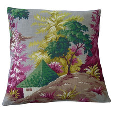 Asian Decorative Pillows by Mid Century Home USA