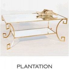 Contemporary Coffee Tables by PLANTATION