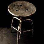 European vintage industrial furniture -