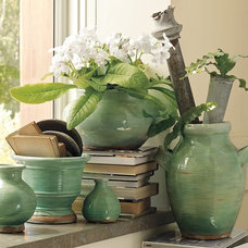 Traditional Indoor Pots And Planters by Pottery Barn