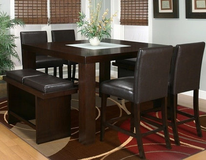 Modern Dining Tables by The Roomplace