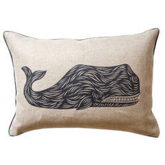 eclectic pillows by The Curiosity Shoppe