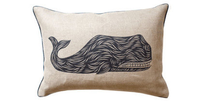 Eclectic Decorative Pillows by The Curiosity Shoppe