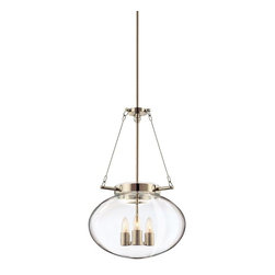Sonneman Lighting - Sonneman Lighting 3296.35 Venezia Pendant Light In Polished Nickel - Sonneman Lighting 3296.35 Venezia Pendant Light In Polished Nickel