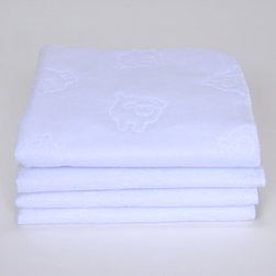 Royal Heritage Home - Royal Heritage Home Jumbo 3 Ply Waterproof Flat Pads - Crib - Set of 4 - .00011 - Shop for Baby Diaper Changing Pads from Hayneedle.com! About Royal Heritage Royal Heritage was founded in 1974 and is a leading American marketer of fine sheets flannel sheets bath towels flannel blankets duvets and pillow shams. Their products can be found at major retailers and speciality stores.