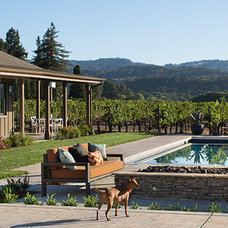 Farmhouse Pool by Artistic Designs for Living, Tineke Triggs