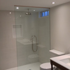 Traditional Showerheads And Body Sprays by ATM Mirror and Glass