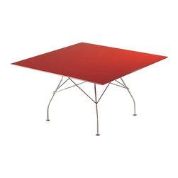 Kartell - Glossy Laminated Table - Glossy Laminated Table