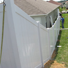 Traditional Fencing by Superior Fence & Rail