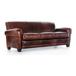Moroni - Moroni - Havana Classic Leather Sofa and Loveseat Set  - 614-SL - Set includes sofa and loveseat