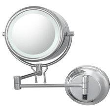 Traditional Makeup Mirrors by PoshHaus