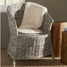 Eclectic Accent Chairs by VivaTerra