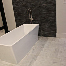 Contemporary Bathroom by Floors To Go