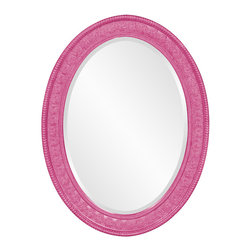 Howard Elliott - Howard Elliott Parma Glossy Hot Pink Mirror - Parma glossy hot pink mirror